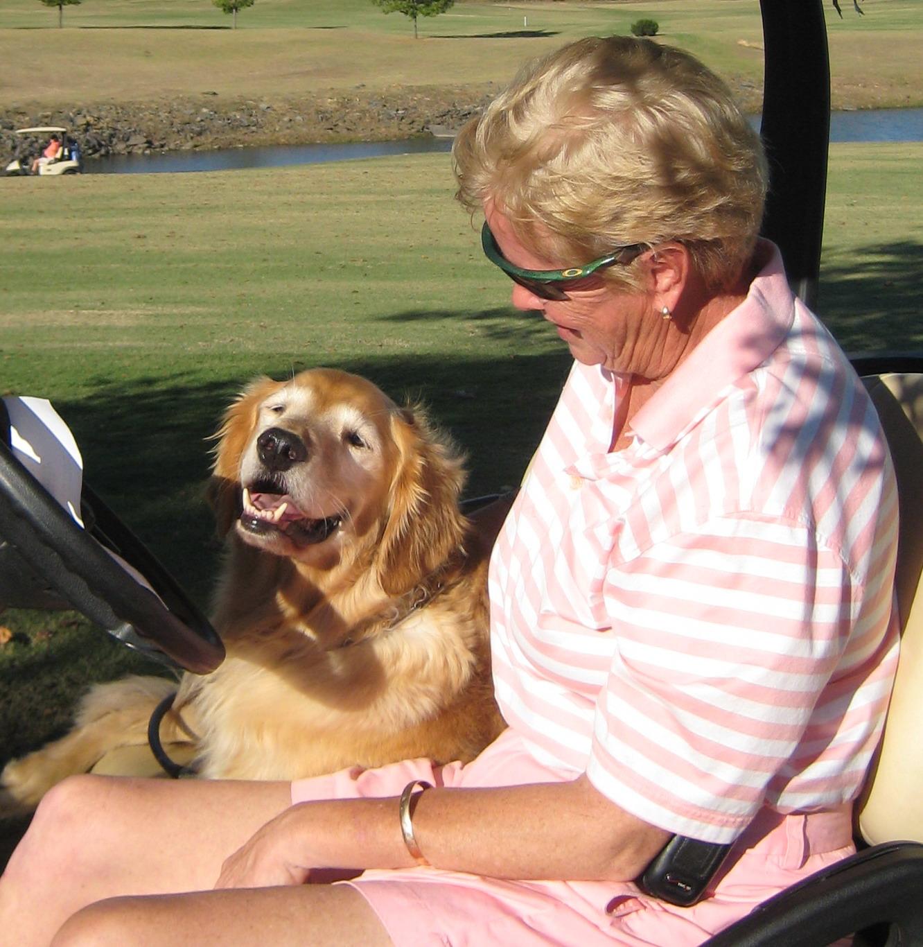 Finnegan golf tournament Oct 2007