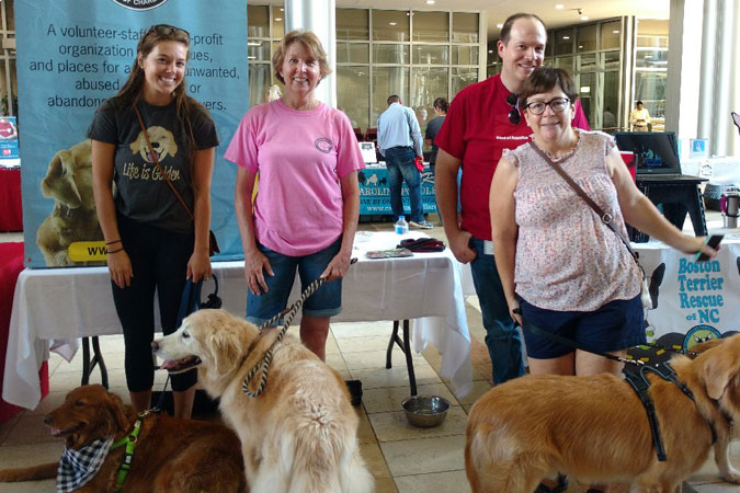 Bank of America Adoption Awareness Event – 10/4/2018