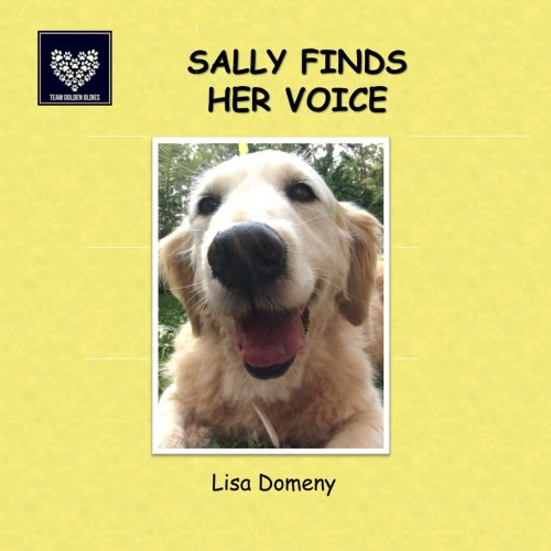 Sally finds her voice Front